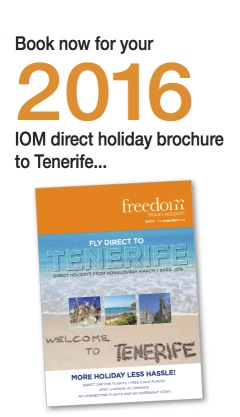 Fly Direct to Tenerife