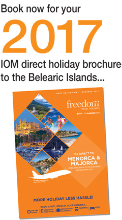 Fly Direct to Menorca & Majorca